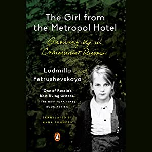 The Girl from the Metropol Hotel Audiobook