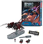 PlayMonster Snap Ships Scarab K.L.A.W. Interceptor