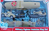 Military Fighter Vehicles Play Set