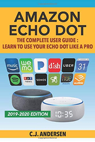 Amazon Echo Dot   The Complete User Guide  Learn To Use Your Echo Dot Like A Pro  Alexa And Echo Dot Setup Tips And Tricks Band 1