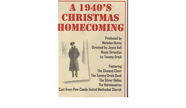 Christmas Homecoming Cast.Amazon Com A 1940 S Christmas Homecoming Christmas Movies