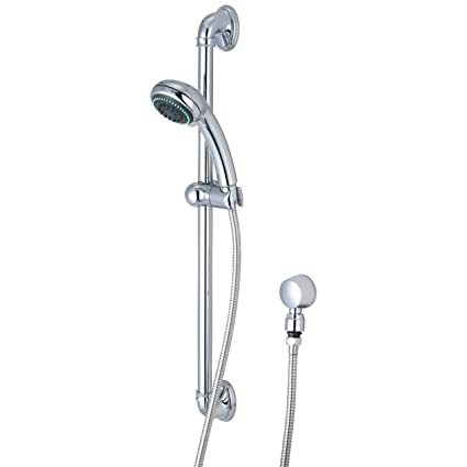 Olympia Faucets P 4430 Handheld Shower Set, Chrome Finish