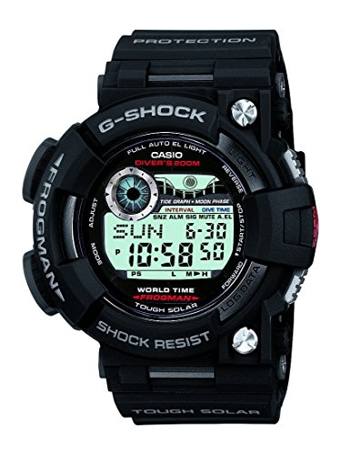 Casio Frogman G-Shock Tough Solar GF-1000-1DR GF-1000-1 GF1000-1 Men's Watch