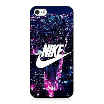 coque iphone 5 nike noir