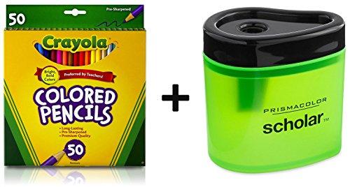 Crayola Colored 68 4050 Prismacolor Sharpener