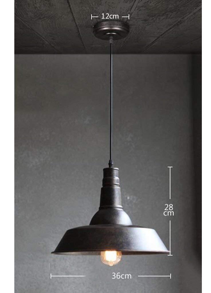 CWJ Kreativer dekorativer Leuchter - Restaurant beleuchtet Moderne Einfachheit-Studie, die Retro Bar-Lampe industrielle Kronleuchter zu Hause speist Licht Wohnzimmer-Beleuchtung beleuchtet,  3-36  3