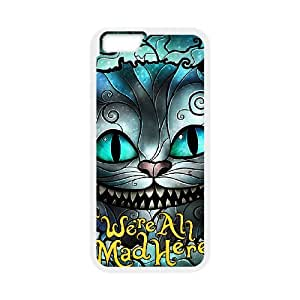 iPhone 6 6s 4.7 Inch Phone Case We Are All Mad Here Case Cover 7-PP033949