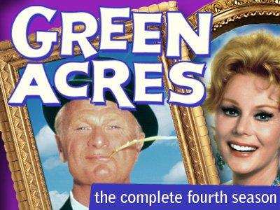 green acres season 3 dvd