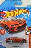wheels camaro - Hot Wheels 2018 50th Anniversary Muscle Mania '18 Camaro SS 50/365, Orange