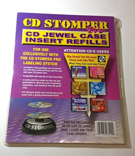 jewel cases with inserts - 6