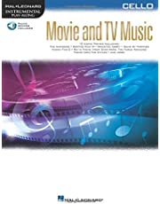 Movie and TV Music: Cello (Hal Leonard Instrumental Play-Along)