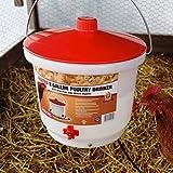 Farm Innovators HB-60P Heated 2 Gallon Poultry