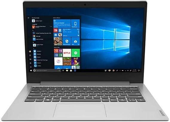 Lenovo IdeaPad 14-inch HD WLED AMD A6-9229e 4GB 64GB eMMC Win 10 Laptop Platinum