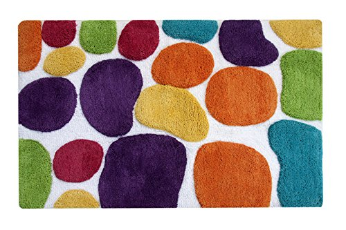 Chesapeake Merchandising Pebbles Rainbow Multicolor