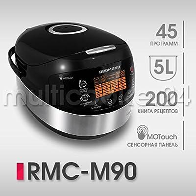 Robot de cocina (Redmond RMC-M90 5L, 45 programas, RU, Multivarka ...