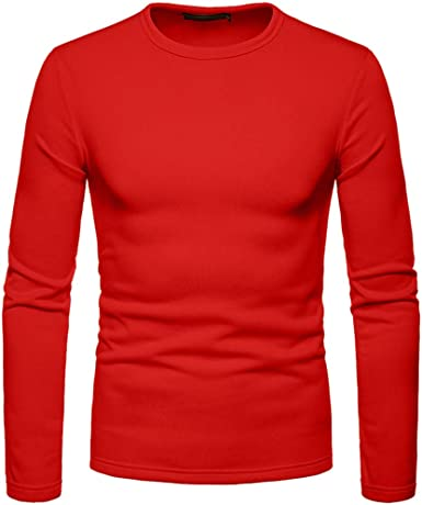 Conjunto de Pareja de Navidad, Navidad, Dibujos Hace a Mano, Blusa De Manga Larga De La Camiseta Hombres Mujeres, Camiseta DIY para Navidad para Familia, Sudadera (Rojo, XL Bust:116cm/45.67): Amazon.es: Ropa y