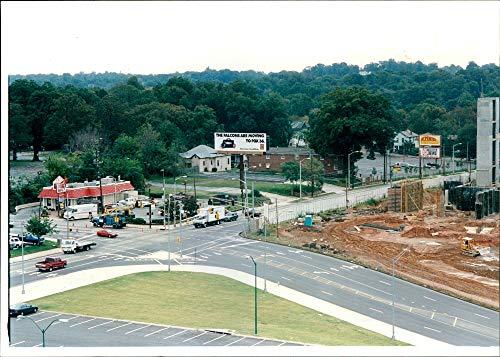 Atlanta Olympic Stadium - Vintage photo of New olympic stadium atlanta georgia.