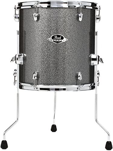 Amazon Com Pearl Exx Export Floor Tom 14 X 14 In Grindstone