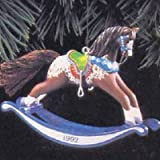 Rocking Horse 12th in Series 1992 Hallmark Ornament QX4261