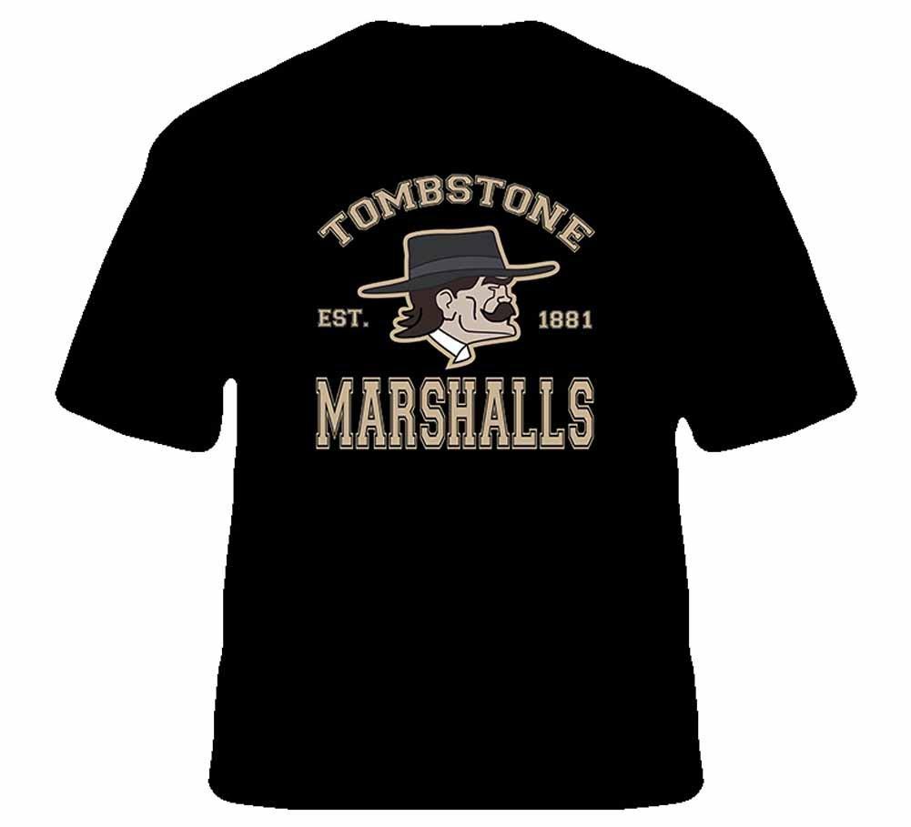 Tshirt Bandits S Tombstone Marshalls Classic Movie T Shirt