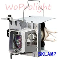 Sklamp RICOH 512771 For RICOH PJ HD5450 PJ WX5460 PJ X5460 Projector Replacement Lamp with Housing,OEM Bulb inside