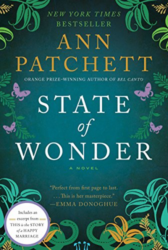State of Wonder: A Novel by [Patchett, Ann]