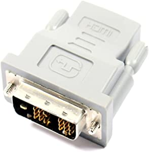 Dell ATI Radeon DVI-D to HDMI Video Audio Adapter R772M