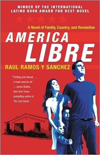 America Libre (Class H Trilogy Book 1)