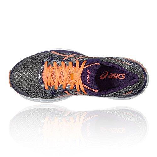 Excite Gel CORAIL Femme Chaussures 4 de NOIRE Asics Course Z5wq6w
