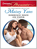 Marriage Made on Paper (21st Century Bosses)