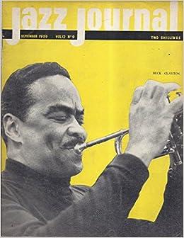 Jazz Journal Magazine (September 1959 - Cover: Buck Clayton