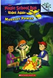 img - for Monster Power: Exploring Renewable Energy (Magic School Bus Rides Again) (Turtleback School & Library Binding Edition) book / textbook / text book