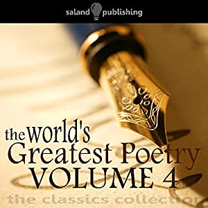 The World's Greatest Poetry Volume 4 Audiobook