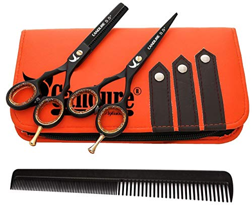 Professional Hair Cutting Scissors Shears Set Hairdressing for sale  Delivered anywhere in Canada