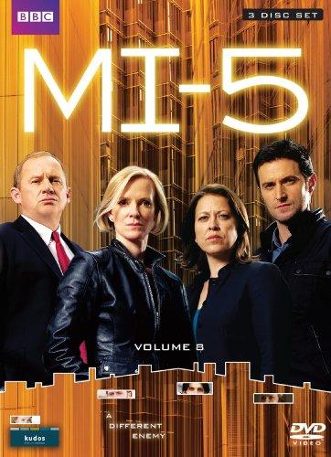 MI-5: Vol. 8 (5 Jewels Season Family)