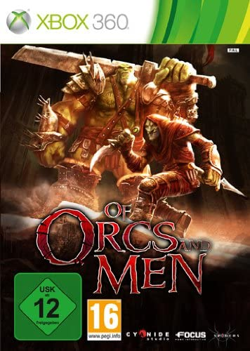 Focus Home Interactive Of Orcs And Men, Xbox 360 - Juego (Xbox 360): Amazon.es: Videojuegos