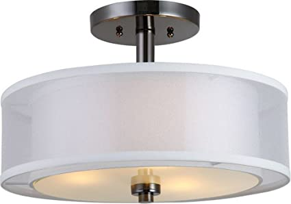 Hardware House 22-3997 El Dorado Semi Flush Mount Light Fixture ...