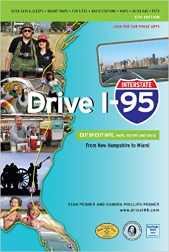 Drive I-95: Exit by Exit Info, Maps, History and Trivia 5th Edition on usa east coast beach map, east coast maine map, east coast road trip map, south east coast usa map, east coast cities map, east coast driving map, east coast ports map, east coast canada map, beamng east coast usa map, east coast states map, east coast beaches map, southern east coast map, east and west coast usa map, east to west coast usa map, east coast travel map, road trip across the usa map, east coast usa weather map, american east coast map, east coast south africa map, east coast highway 1 map,