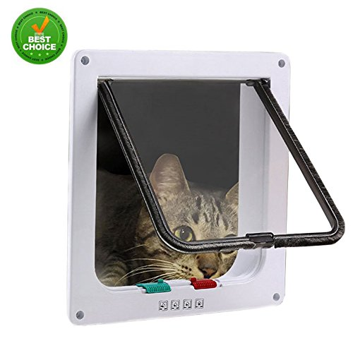 Inside Cat Door - 9