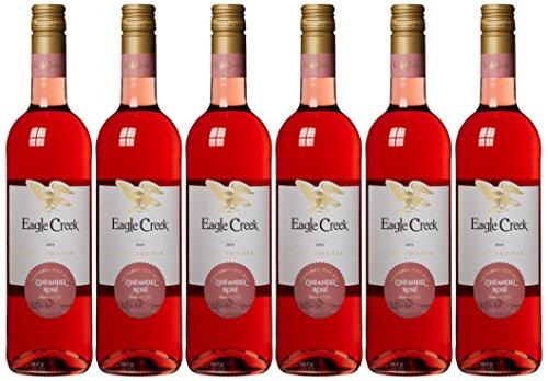 Eagle Creek Zinfandel Rosé Qualitätswein Kalifornien  (6 x 0.75 l)