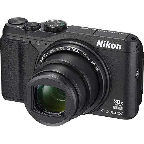 Nikon COOLPIX S9900 Digital Camera with 30x Optical Zoom and