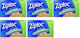 Ziploc Sandwich Bags, 625 Count