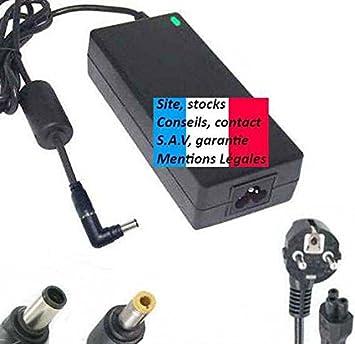 Cargador/Fuente de alimentación para Pc portátil HP Probook E ...