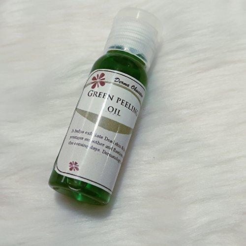 Green Peeling Oil 20ML (Whiten Target Areas Like Armpit, Face & Inner thigh)