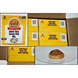 Gold Medal Quick Rise Sweet Roll Yeast Mix 6 Case 5 Pound