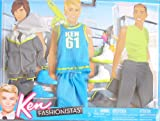 Barbie KEN Fashionistas SPORTS FASHIONS Outfits & SHOES (2011)