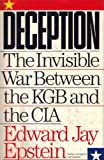 Deception, Edward Jay Epstein, 0671415433