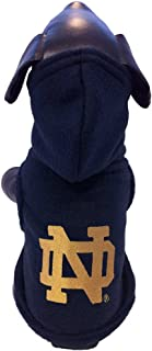 product image for All Star Dogs NCAA Notre Dame Fighting Irish Polar Fleece Hooded Dog Sweatshirt