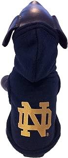 product image for All Star Dogs NCAA Notre Dame Fighting Irish Polar Fleece Hooded Dog Sweatshirt