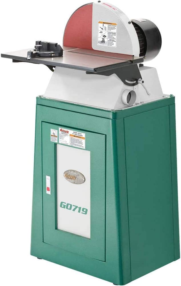 Grizzly G0719 Disc Sanders product image 1